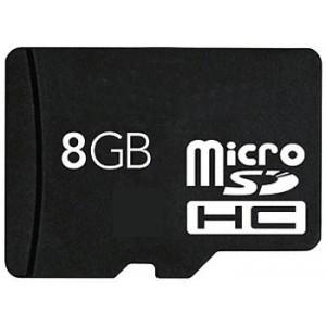 Carte Mémoire Micro SD - 8 Go