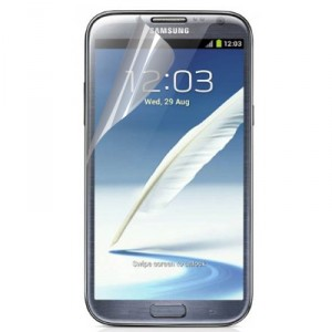 Film protection pour Samsung Galaxy Note 2 - 3,90€