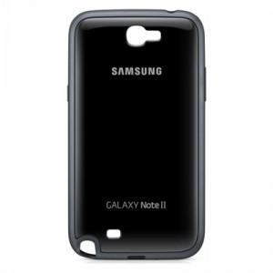Coque arrière origine noir Samsung Galaxy Note 2