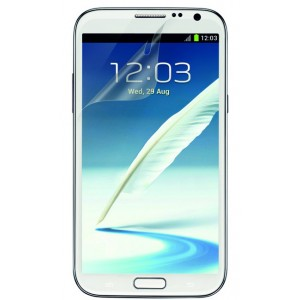 2 Films Belkin luxe Samsung Galaxy Note 2 Anti-Rayures