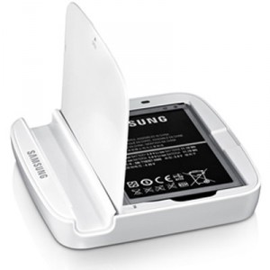 Station d'acceuil +Batterie origine 3100 mA/h Samsung Galaxy Note 2