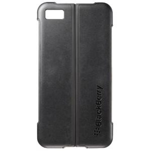 Coque support noire d'origine pour BlackBerry Z10