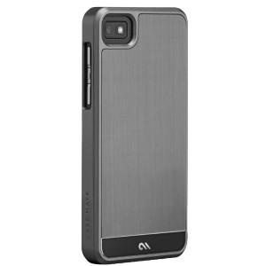 Coque Aluminium Brossée Case Mate pour BlackBerry Z10