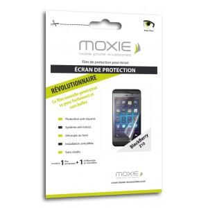 Film Moxie pose facile transparent pour BlackBerry Z10